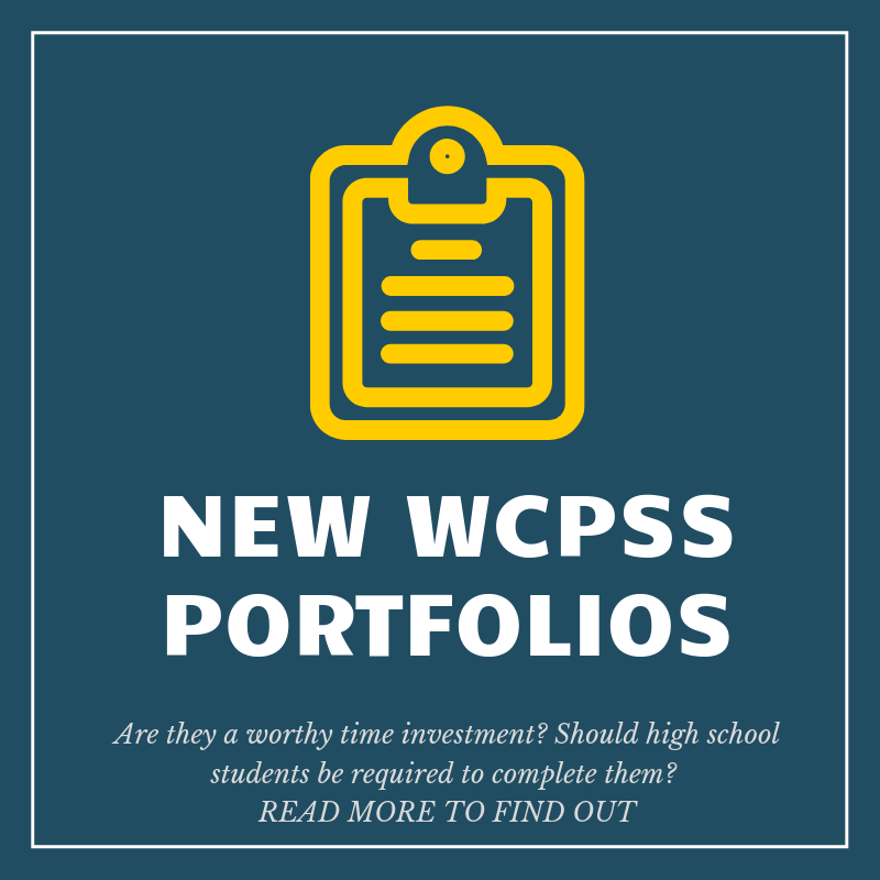 Are+WCPSS+Student+Portfolio%27s+necessary%3F