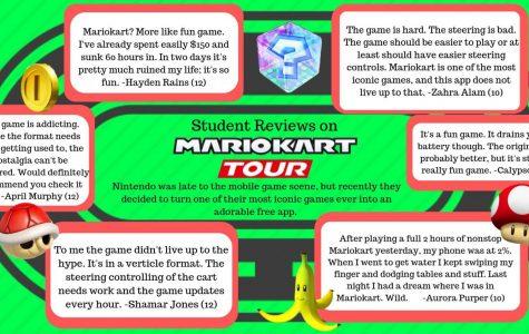 Student Reviews of Mariokart Tour