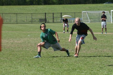 Putting the Ultimate in Frisbee