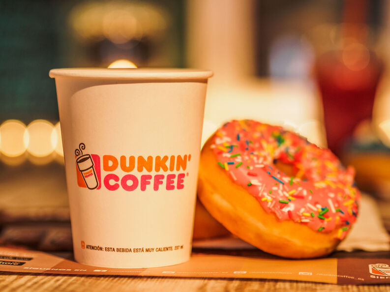America Runs on Dunkin'. You Should Too