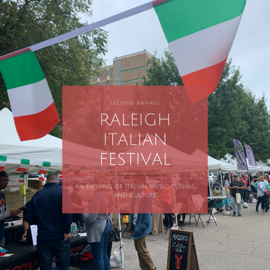 That's Amore! Raleigh's Second Annual Italian Festival