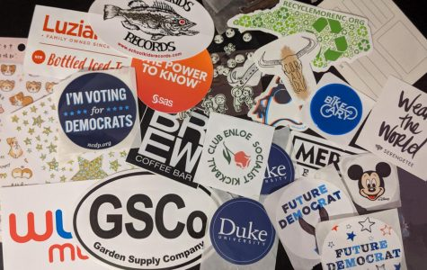 My Sticker Commitment Issue