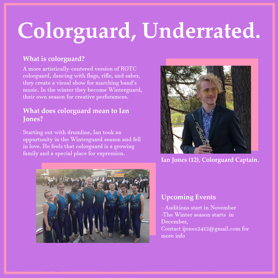 Colorguard%2C+Underrated