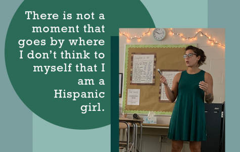 Hispanic Heritage Month: Ms. Vasquez