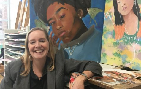 Inside Enloe's Art's Department: A Q&A With Ms. Klenow