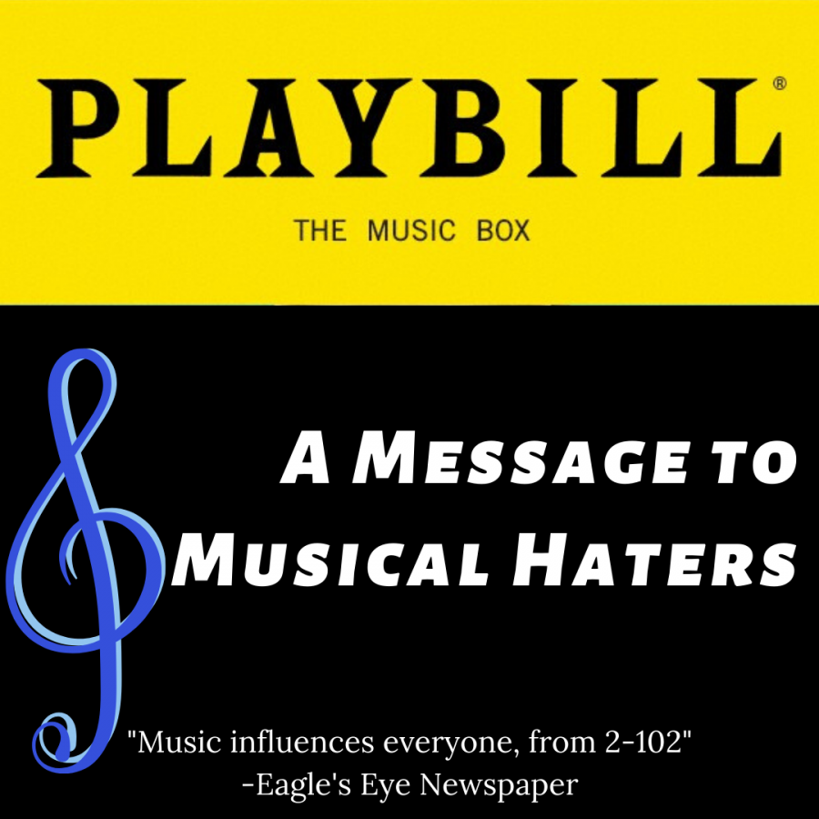 A Strongly Worded and Not Completely Biased Message to Musical Haters