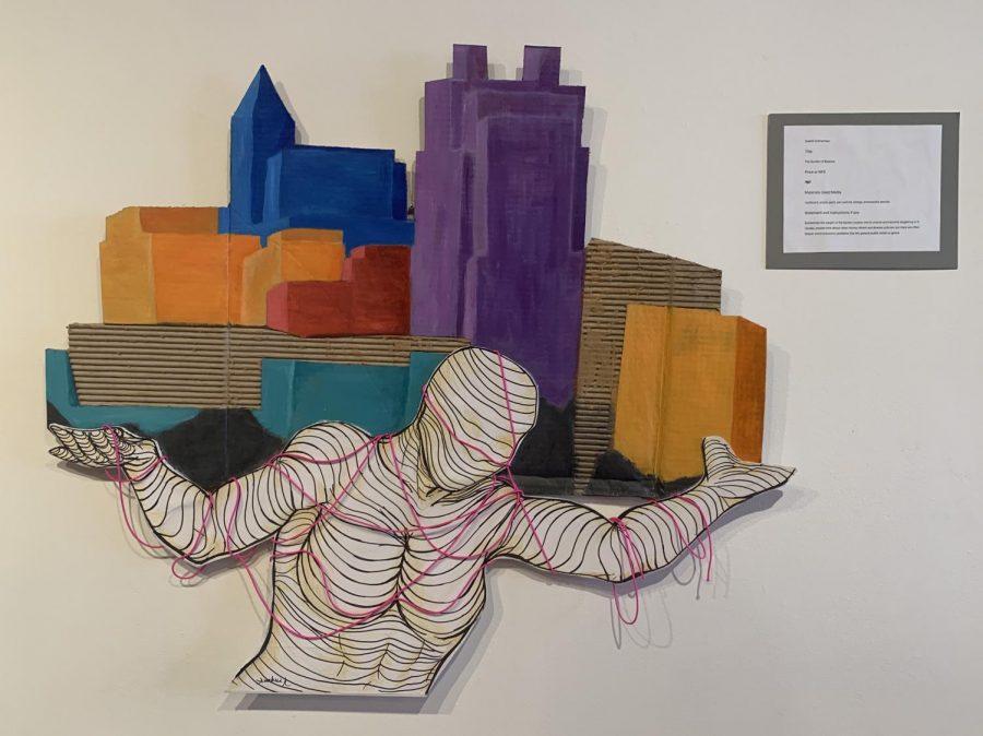 VAE Raleigh: Art With Purpose Exhibit