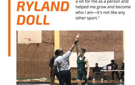 Senior Spotlight: Ryland Doll