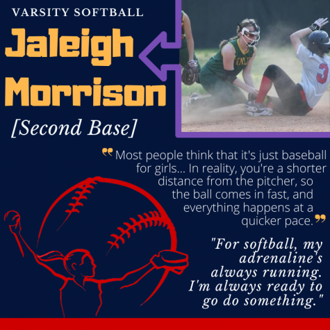 Senior Spotlight: Jaleigh Morrison
