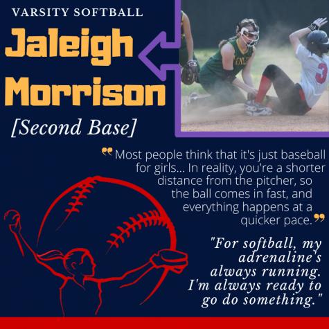 Senior Spotlight: Jaleigh Morrison