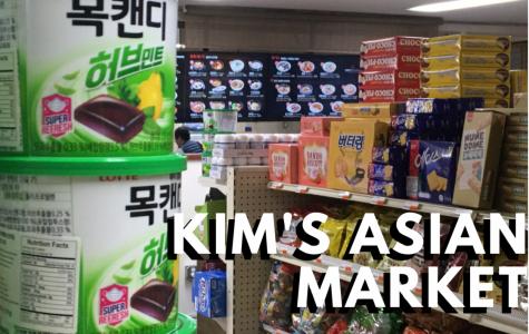Raleigh Restaurants: Kim's Asian Market