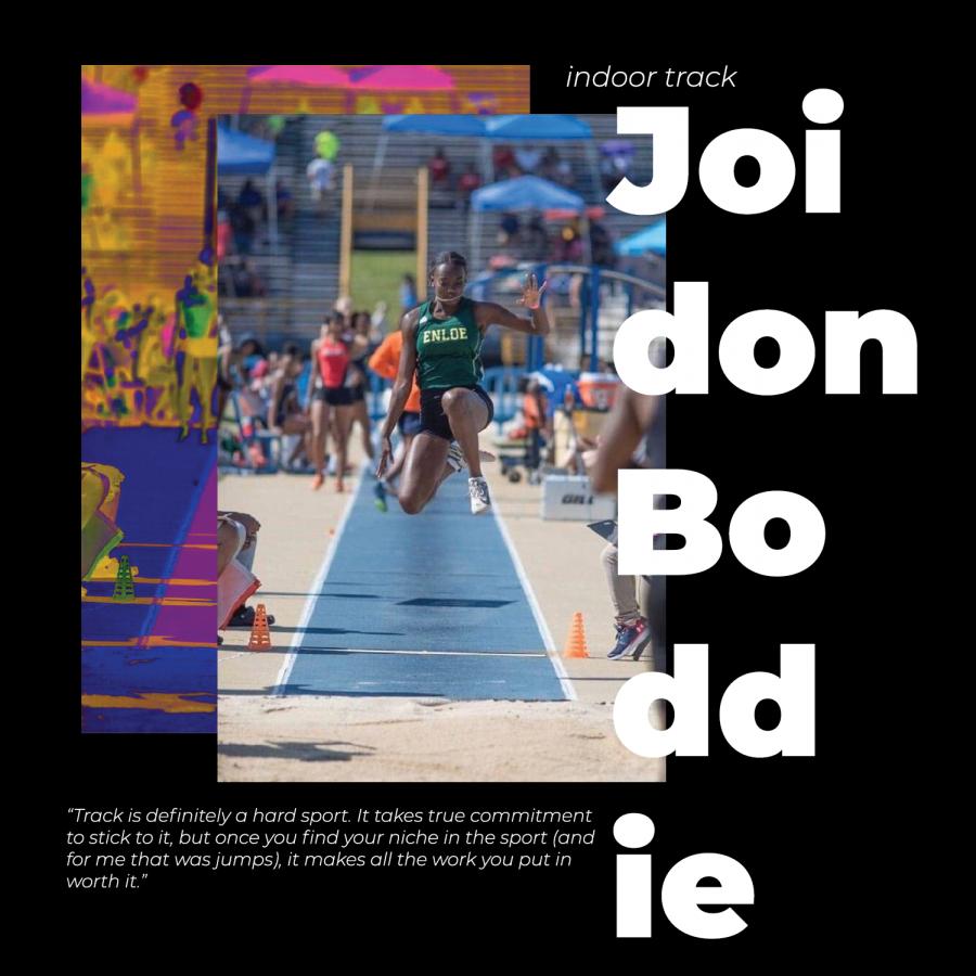 Senior Spotlight: Joidon Boddie
