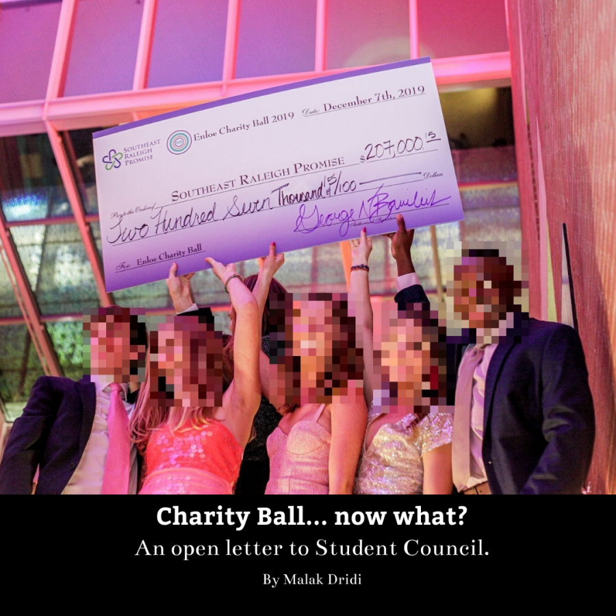 Charity Ball...now what?