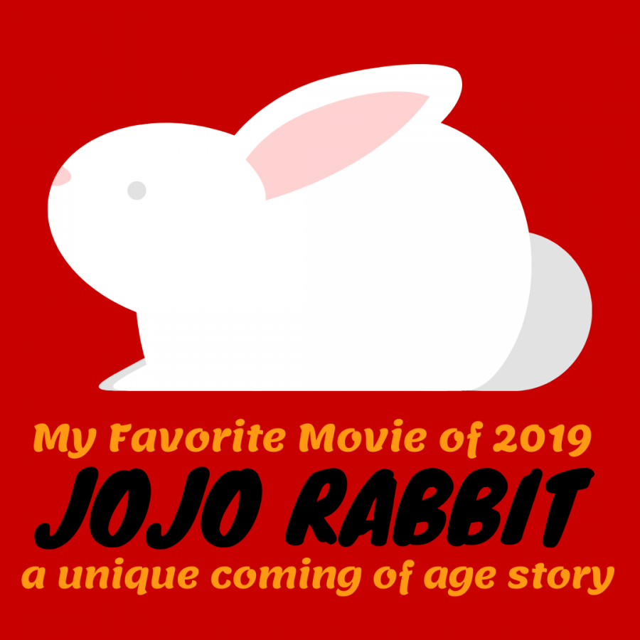 Jojo Rabbit - My Favorite Movie of 2019