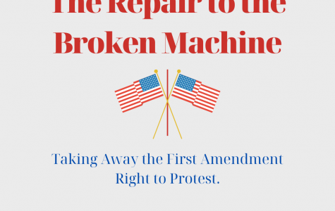 The Repair to The Broken Machine