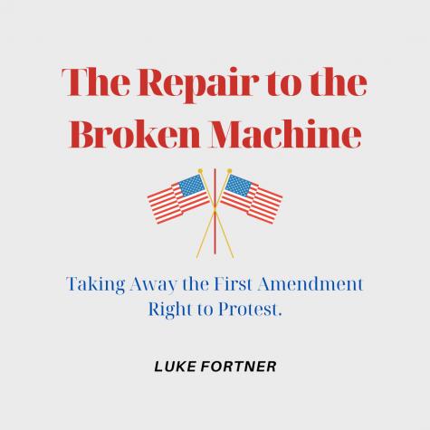 The Repair to The Broken Machine
