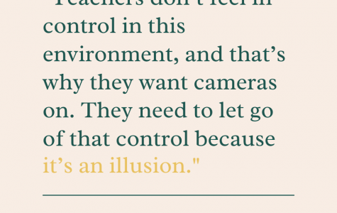 CAMERA CROSSFIRE: You Don't Want to See That, and Neither Do your Teachers