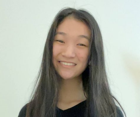 Photo of Lucy Fang
