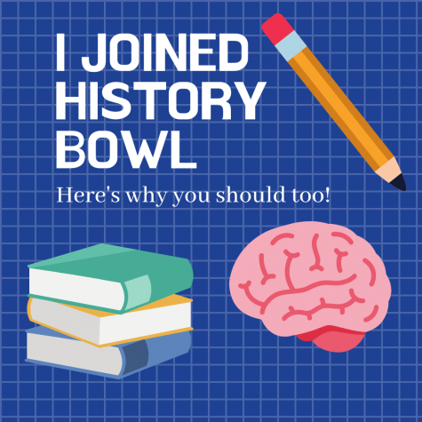I Joined History Bowl: Here