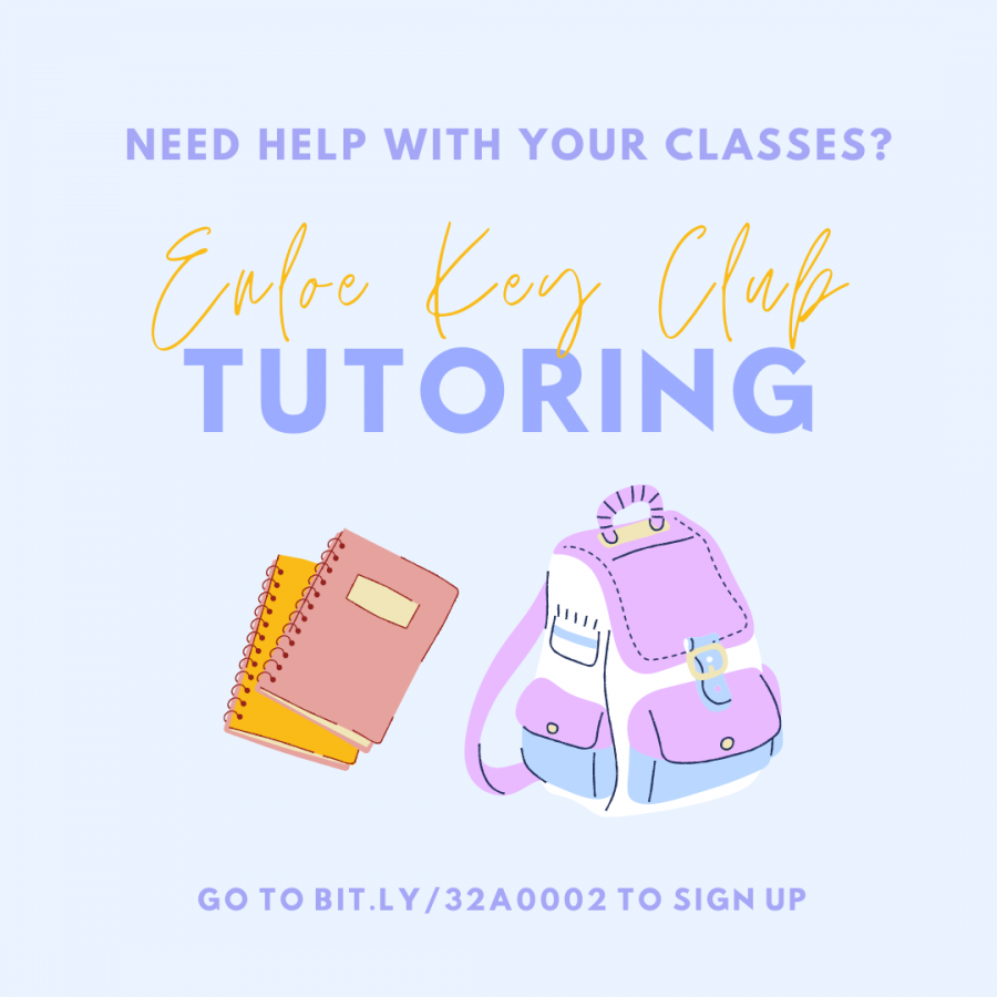 Need+tutoring%3F+Enloe+Key+Club+has+got+your+back%21