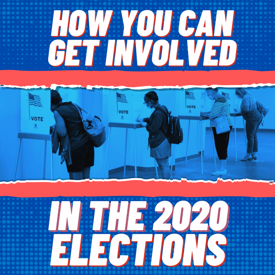 How You Get Involved in the 2020 Elections