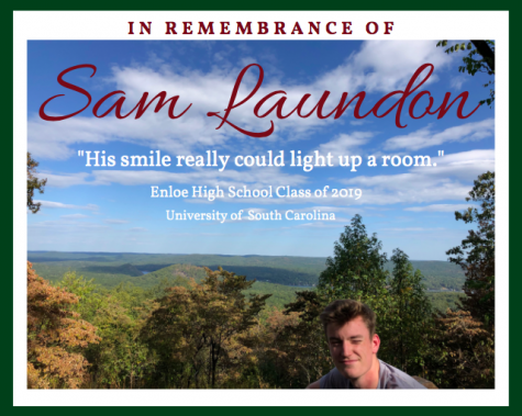 Remembering Sam Laundon