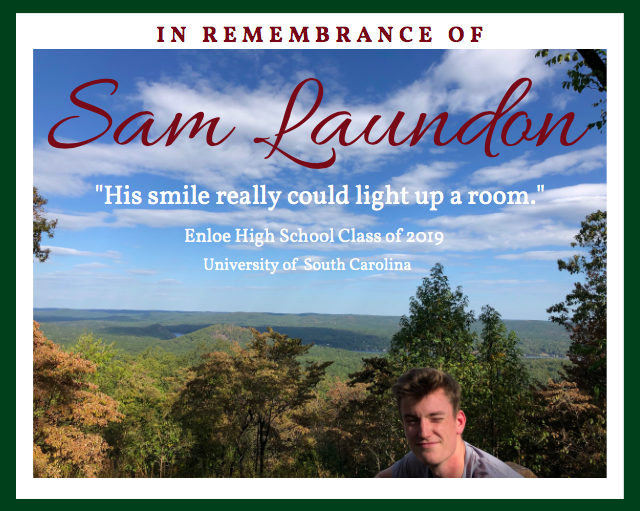 Remembering Sam Laundon