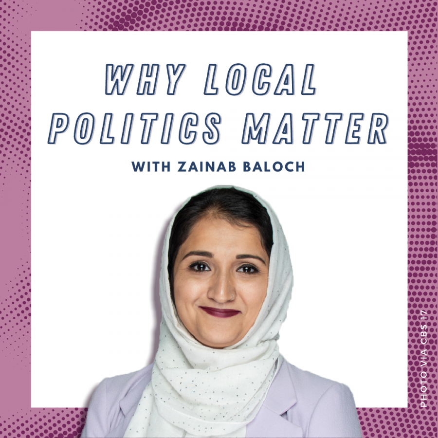 Why Local Politics Matter with Zainab Baloch (Part 1)