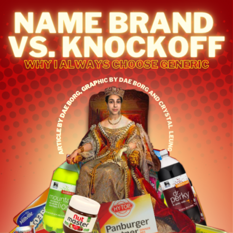 Name Brand v. Knockoff: Why I Always Choose Generic