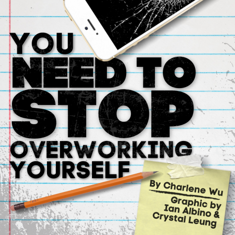 You Need to Stop Overworking Yourself