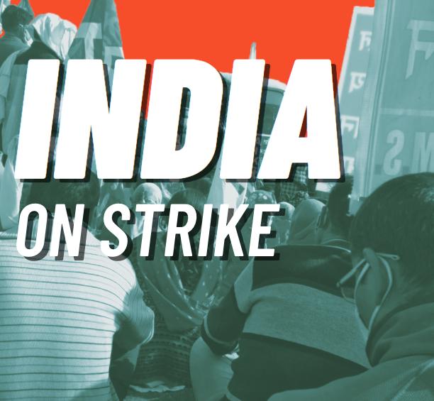 India on Strike