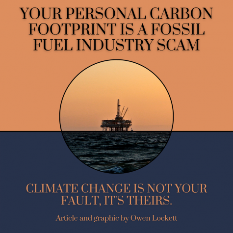"Your ""Personal Carbon Footprint"" is a Fossil Fuel Industry Scam"
