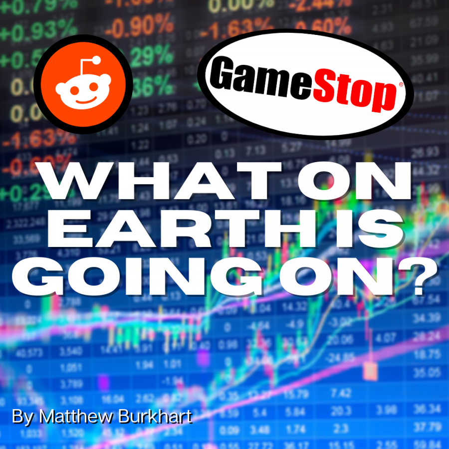 Reddit, GameStop, Wall Street. What on earth is going on?