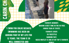 Senior Spotlight: Carin Chando