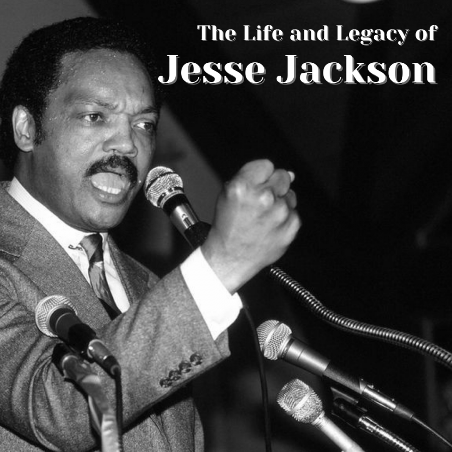 The Life and Legacy of Jesse Jackson
