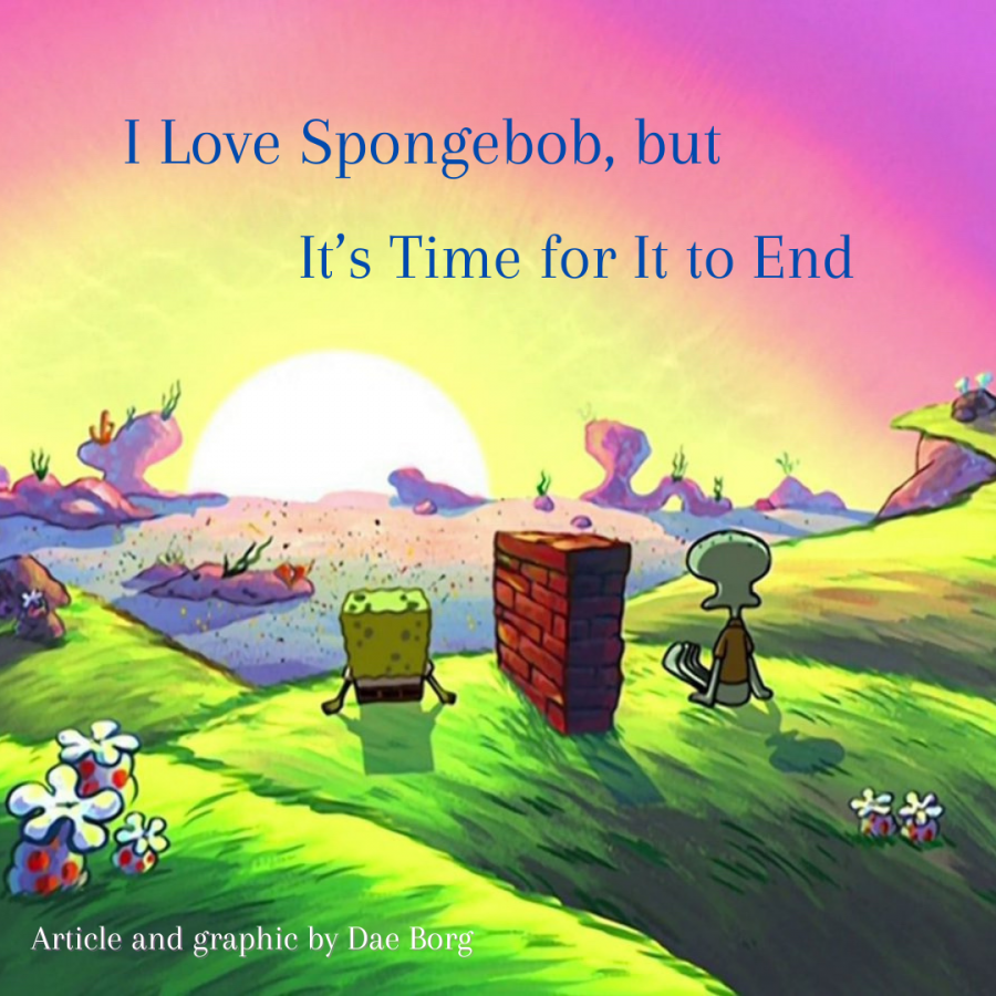 I Love Spongebob, but It's Time for It to End
