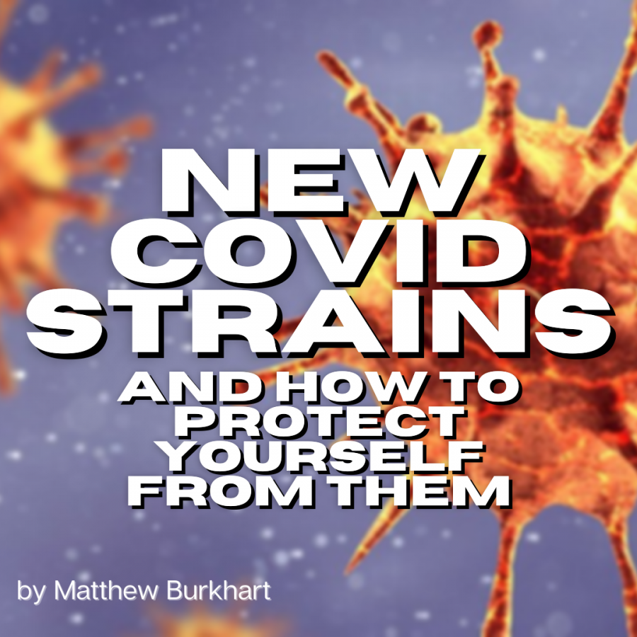 New COVID-19 Strains and How to Protect Yourself From Them