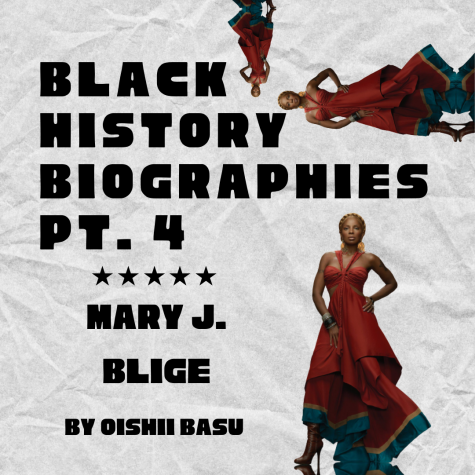 Black History Biographies: Mary J. Blige