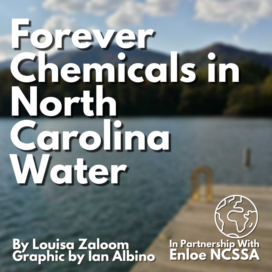 Forever Chemicals In North Carolina Water