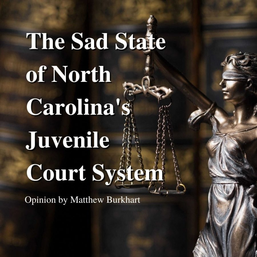 The Sad State of North Carolinas Juvenile Court System