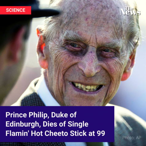 Prince Philip, Duke of Edinburgh, Dies of Single Flamin
