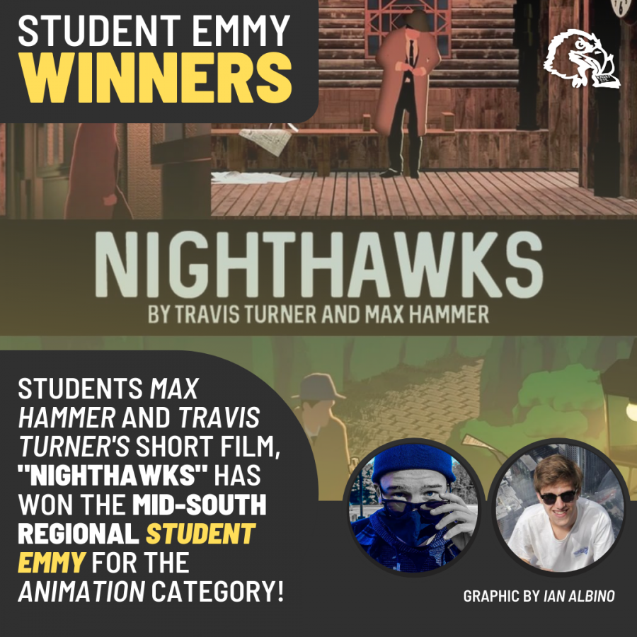 Enloe Students Win Emmy for Animated Film
