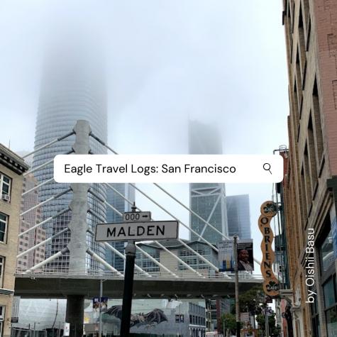 Eagle Travel Logs: San Francisco