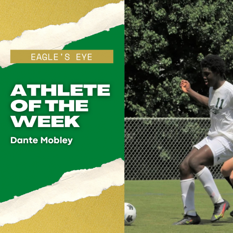 Dante Mobley: Athlete of the Week