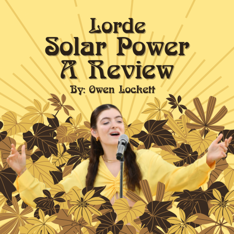 Solar Power by Lorde: Album Review