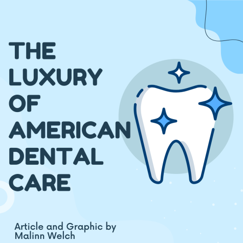 The Luxury of American Dental Care