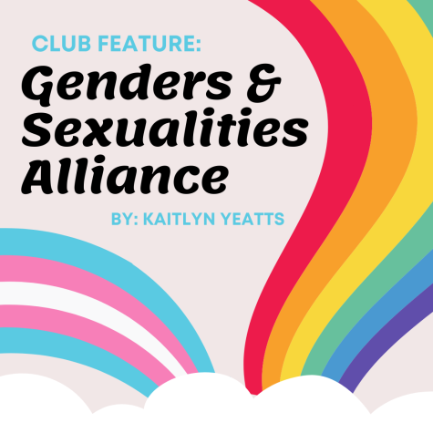 Club Feature: Genders & Sexualities Alliance