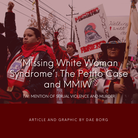 'Missing White Woman Syndrome': The Petito Case and MMIW