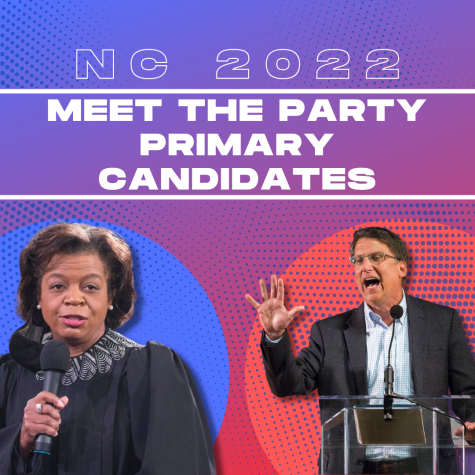 NC 2022: Meet the Primary Election Candidates